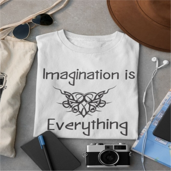 Imagination Is Everything Tee Shirt