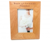 Best of Friends Bridesmaid Picture Frame